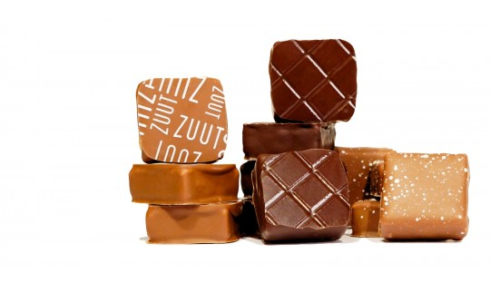 Een chocolatier