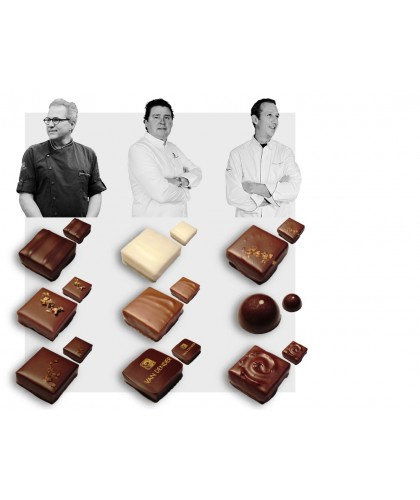 From Bean to Praline